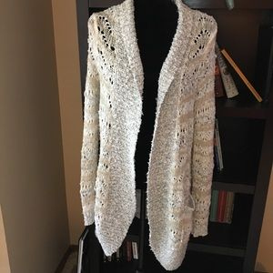 Long Sequin Sweater